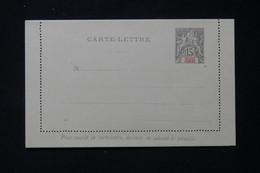 GRANDE COMORE - Entier Postal Type Groupe ( Carte Lettre ) , Non Circulé - L 87185 - Brieven En Documenten