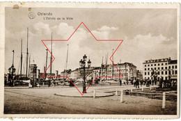 Bassins - Ingang Centrum - Handelskaai (L'Entrée De La Ville) Oostende - Ostende (DOOS 8) - Oostende