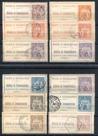RC 20010 FRANCE COTE 125€ LOT ENTRE N° 22 ET 29  TIMBRES TÉLÉPHONE OBLITÉRÉS - PETITS DÉFAUTS A TRÈS BEAUX TB - Telegraaf-en Telefoonzegels
