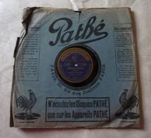Disque 78 T Phonographe GRAMOPHONE Pathé - Savino - Perry N°8350 - 78 G - Dischi Per Fonografi