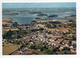 - CPM ARZON (56) - Le Bourg Et Le Golfe Du Morbihan (vue Aérienne) - Editions JOS 1246 - - Arzon