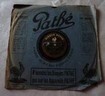 Disque 78 T Phonographe GRAMOPHONE Pathé - Tango Smet / G. Noceti N° 8071 - 78 G - Dischi Per Fonografi