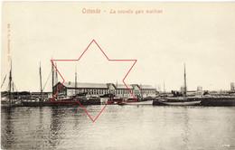 Bassins - Ingang Centrum - Handelskaai (La Nouvelle Gare Maritime) Oostende - Ostende (DOOS 8) - Oostende