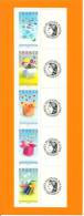 F 4082A   FEUILLE DE 5  TIMBRES   LOGO CERES  NEUF XX - Gepersonaliseerde Postzegels