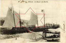 Bassins - Ingang Centrum - Handelskaai (Le Bassin Des Yachts) Oostende - Ostende (DOOS 8) - Oostende
