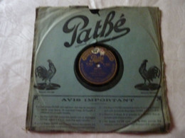 Disque 78 T Phonographe GRAMOPHONE Pathé - N° 8348 Guitare Hawaïenne Par Ferera & Franchini - 78 G - Dischi Per Fonografi