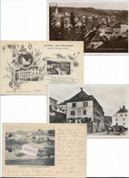 VILLERS Le LAC - Lot De 12 Cartes Anciennes - Andere Gemeenten