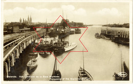 Bassins - Ingang Centrum - Handelskaai (vue Generale De La Gare Maritime) Oostende - Ostende (DOOS 8) - Oostende