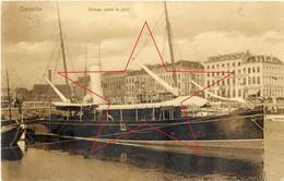 Bassins - Ingang Centrum - Handelskaai (Bateau Dans Le Port) Oostende - Ostende (DOOS 8) - Oostende