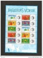 MINIFEUILLE   F 3722 A       LOGO  CERES     NEUF XX - Gepersonaliseerde Postzegels