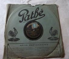 Disque 78 T Phonographe GRAMOPHONE Pathé - Carmen (Bizet) N° 1650 - 78 G - Dischi Per Fonografi