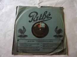 Disque 78 T Phonographe GRAMOPHONE Pathé - Carmen (Bizet) N° 1667 - 78 G - Dischi Per Fonografi