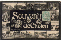 VIETNAM TONKIN  INDOCHINE Souvenir De Cholon - Vietnam