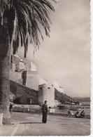 Lot De 7 Cartes Postales De La CORSE: Tour D'Albo, Bonifacio, Corte, Calvi, Bastia, Algajola, Porto-Vecchio, - Corse