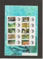 MINIFEUILLE   F 3866 A    LOGO  CERES  NEUF XX - Gepersonaliseerde Postzegels