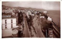 San Remo - Stazione Ferroviaria Corso Impreratice( Edit S A F 1931) - San Remo