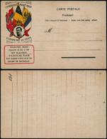 DEL090 Carte En Franchise Illustrée  Neuve - Altre Lettere