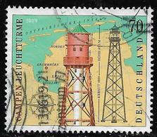 2019  Leuchttürme  (Campen) - Used Stamps