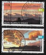 2020  Himmelsereignisse  (Satz  Gezähnt) - Used Stamps
