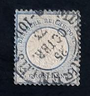 Allemagne - Deutschland - Germany - 1872 - N° 17 - Oblitéré - Côte 7 Euros - Gebraucht