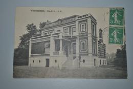 France 1914? Carte Postale Wambrechies/Villa P.C. - Lille
