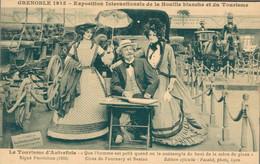H3001 - GRENOBLE  1925 - Exposition Internationale De La Houille Blanche Et Du Tourisme - Grenoble