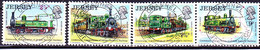 Jersey - 100 Jahre Eisenbahn (MiNr: 85/8) 1973 - Gest Used Obl - Jersey