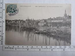 35] Ille Et Vilaine > Saint Malo Un Coin De L'avant Port - Saint Malo