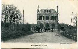 PONTGOUIN - LA GARE - - Other Municipalities