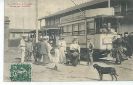 11 - VALRAS-LA-PLAGE - ARRIVEE DES TRAMWAYS  ( BON PLAN ) - Sonstige Gemeinden
