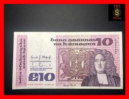 Ireland  Republic  10 £  23.5.1985   P. 72  VF + \ XF - Ireland