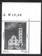 Italia, Italy, Italie, Italien 2012; Cattedrale Di Trani, Architettura Romanica; Angolo Superiore. - Eglises Et Cathédrales