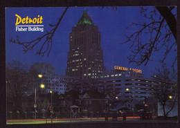 AK 001061 USA - Michigan - Detroit - Fisher Building - Detroit