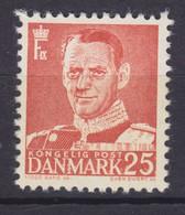 Denmark 1950 Mi. 307    30 Øre King König Frederik IX., MNH** - Neufs