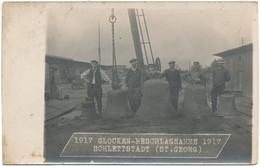 67) SELESTAT / SCHLETTSTADT : GLOCKEN-BESCHLAGNAME (ST. GEORG) 1917 (BP) - Selestat