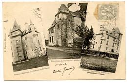 Châteaux De Maumont - Larochette Et Sédières - Carte Précurseur  - Voir Scan - Other Municipalities
