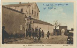 ALGERIE TIARET Caserne Des Tirailleurs - Tiaret