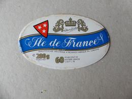 Ile De France Henri Hutin Fabriqué En Lorraine 200g - Cheese