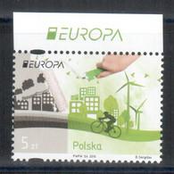 Polen / Poland / Pologne 2016 EUROPA ** - 2016