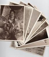 Indiani Nord America - LOTTO N. 8 Cartoline Differenti - Vedi Tutte Le Scansioni - (rif. LT4) - Native Americans