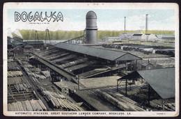 USA - Postcard - Circa 1920 - Great Southern Lumber Company - Bogalusa  - No Circulated - A1RR2 - Other