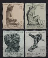 2351 Yugoslavia1963 Sculpture, Ivan Meštrović MNH - Neufs