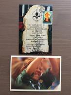 """Coppia Di Cartoline """"70 Anni Di Scoutismo Modenese"""" Modena 26-9-1992 - Movimiento Scout"""