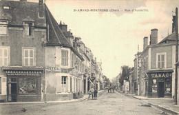 H3001 - SAINT AMAND MONTROND - D18 - Rue D'Austerlitz - Saint-Amand-Montrond