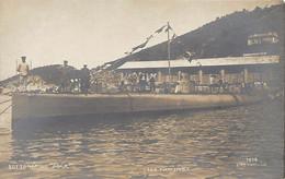 LA SPEZIA - Sottomarino Foca - CARTOLINE FOTOGRAFICA Ed. Pucci - La Spezia