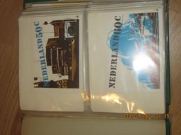 Nederland Boek Met Ruim 120 Poststukken (529) - Collections