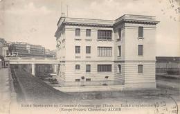 ALGER - Ecole Supérieure De Commerce, Ecoled 'Hydrographie - Alger