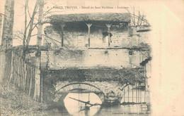H3001 - TROYES - D10 - Détail Du Saint Périlleux - Intérieur - Troyes