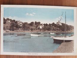 Riec Sur Belon.rosbras Et Pointe De Kerdruc.édition Flatres 8 - Altri Comuni