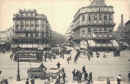H3001 - BRUXELLES - Devant La Bourse - BELGIQUE - Sonstige